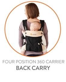 back carry ergobaby