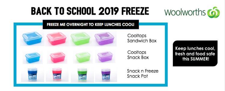 freeze pack